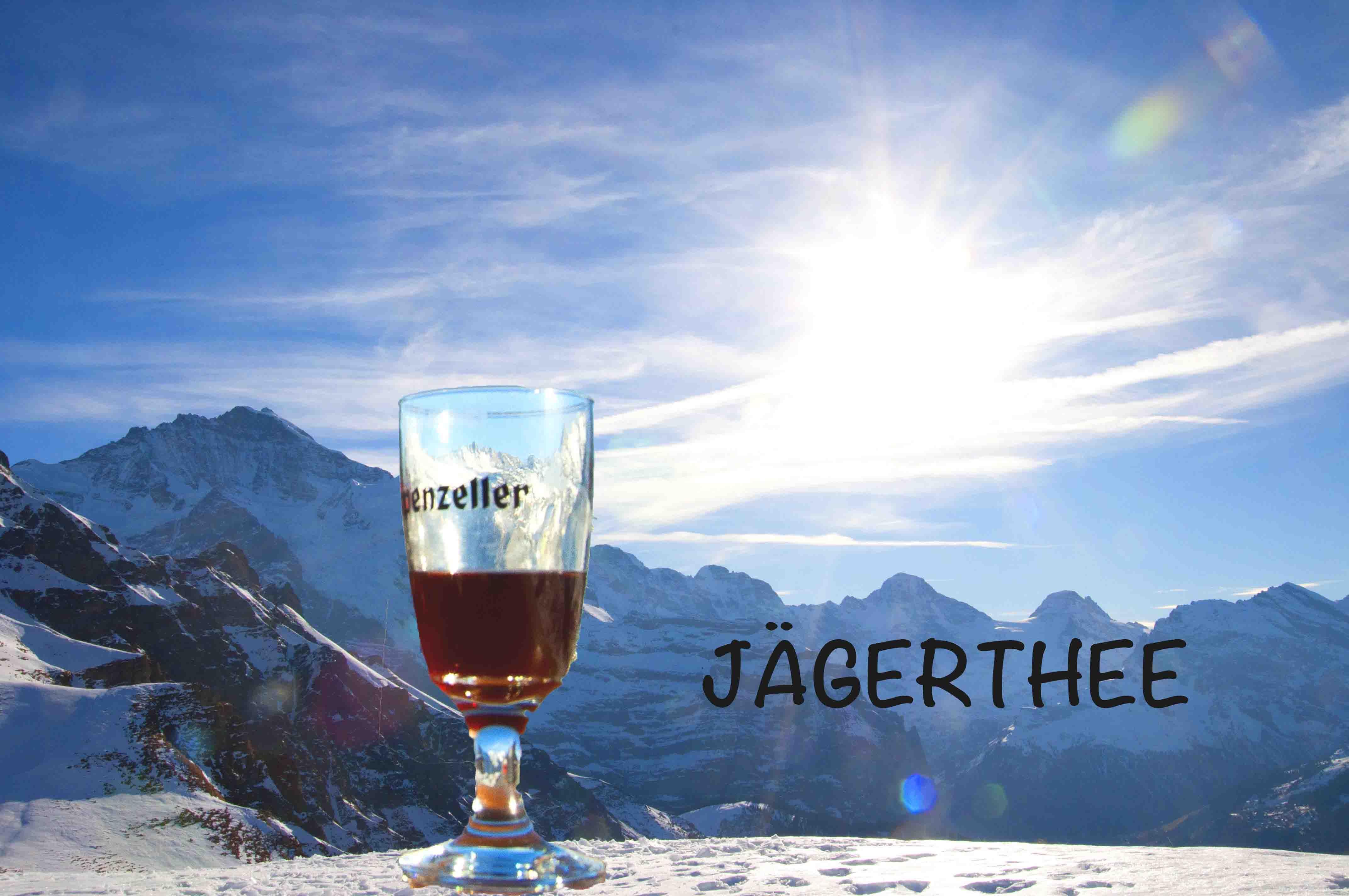 Recept voor Jägerthee