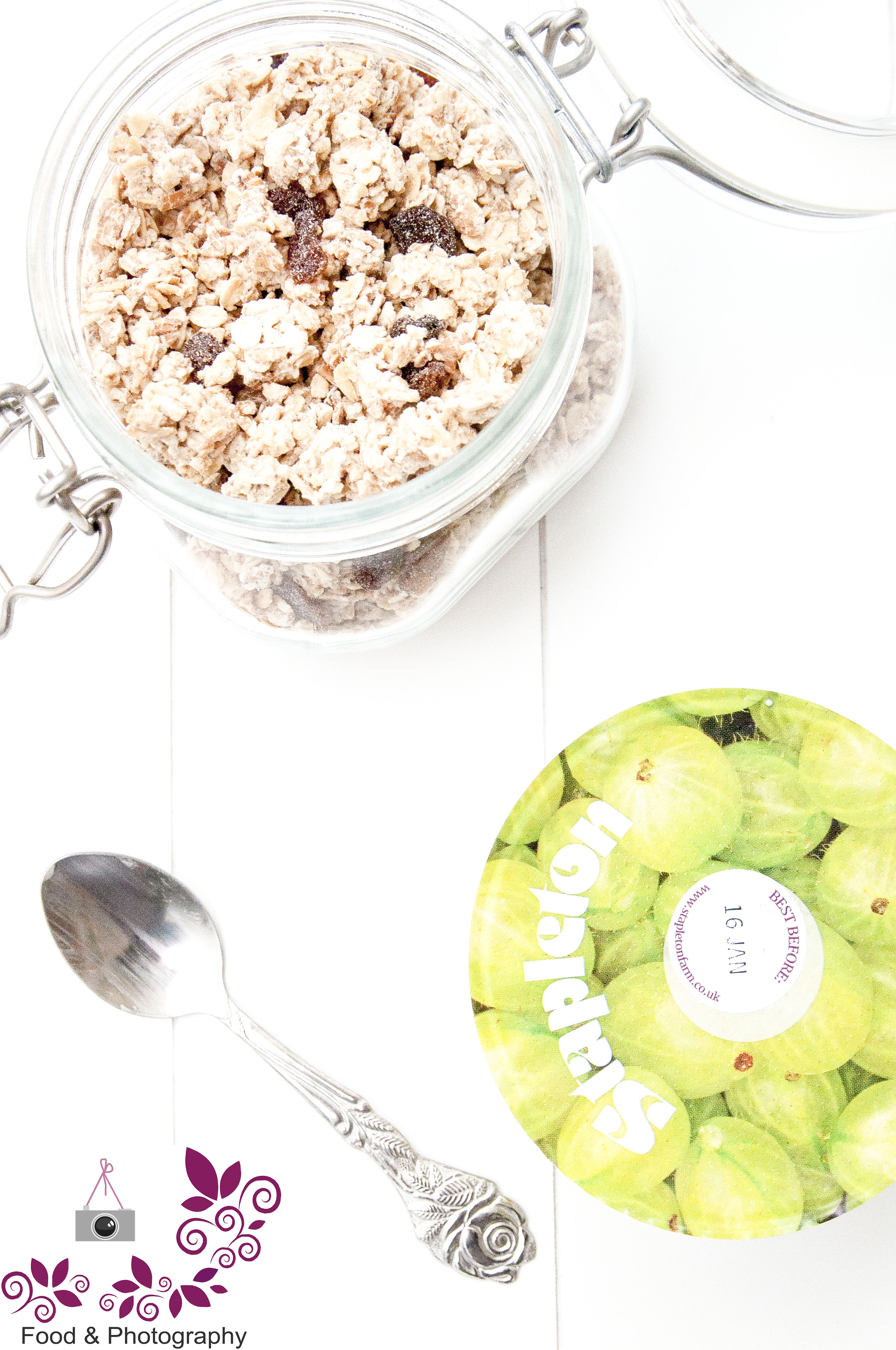 Kruisbessen Yoghurt