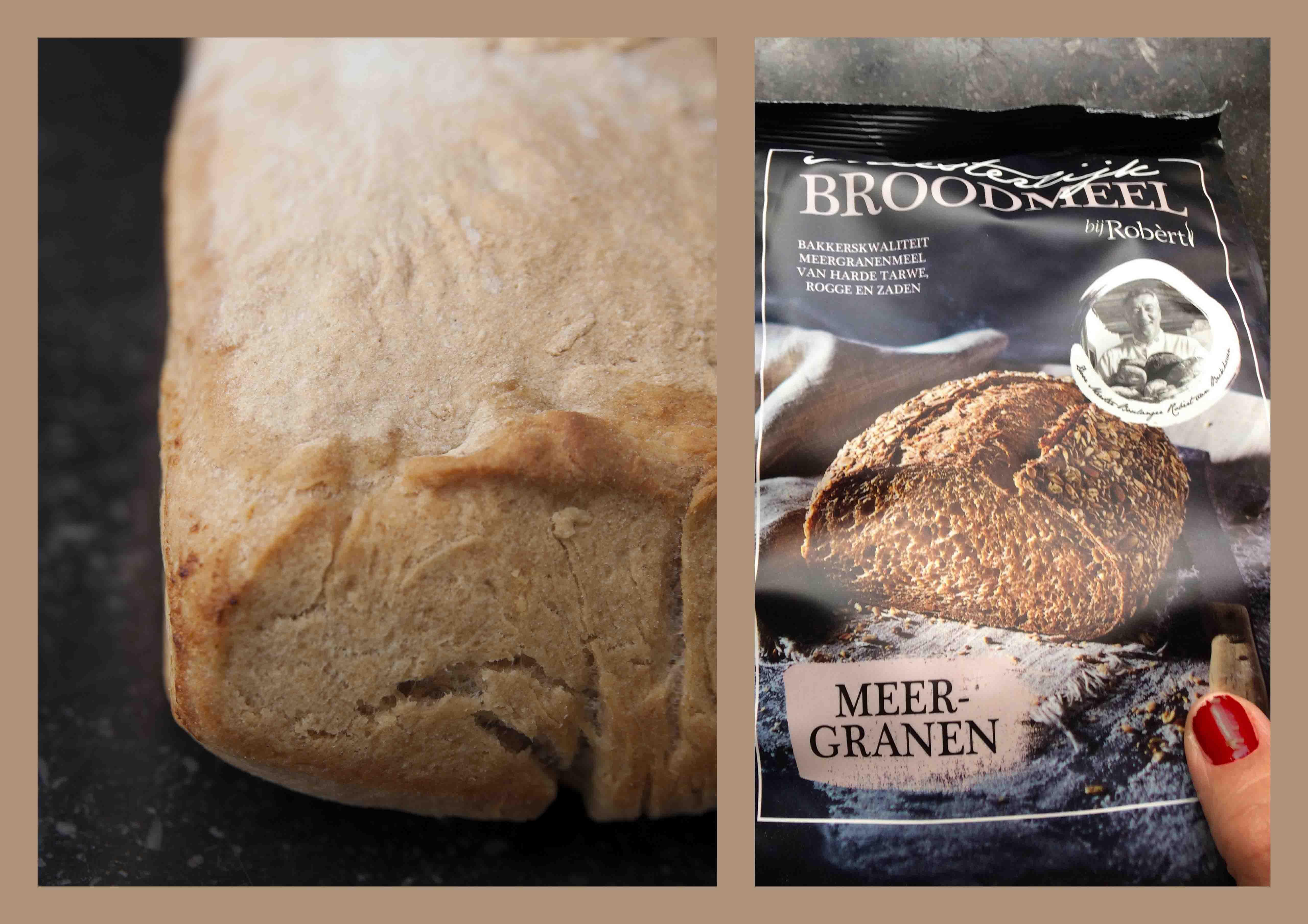 Meesterlijk broodmeel van Robèrt van Beckhoven