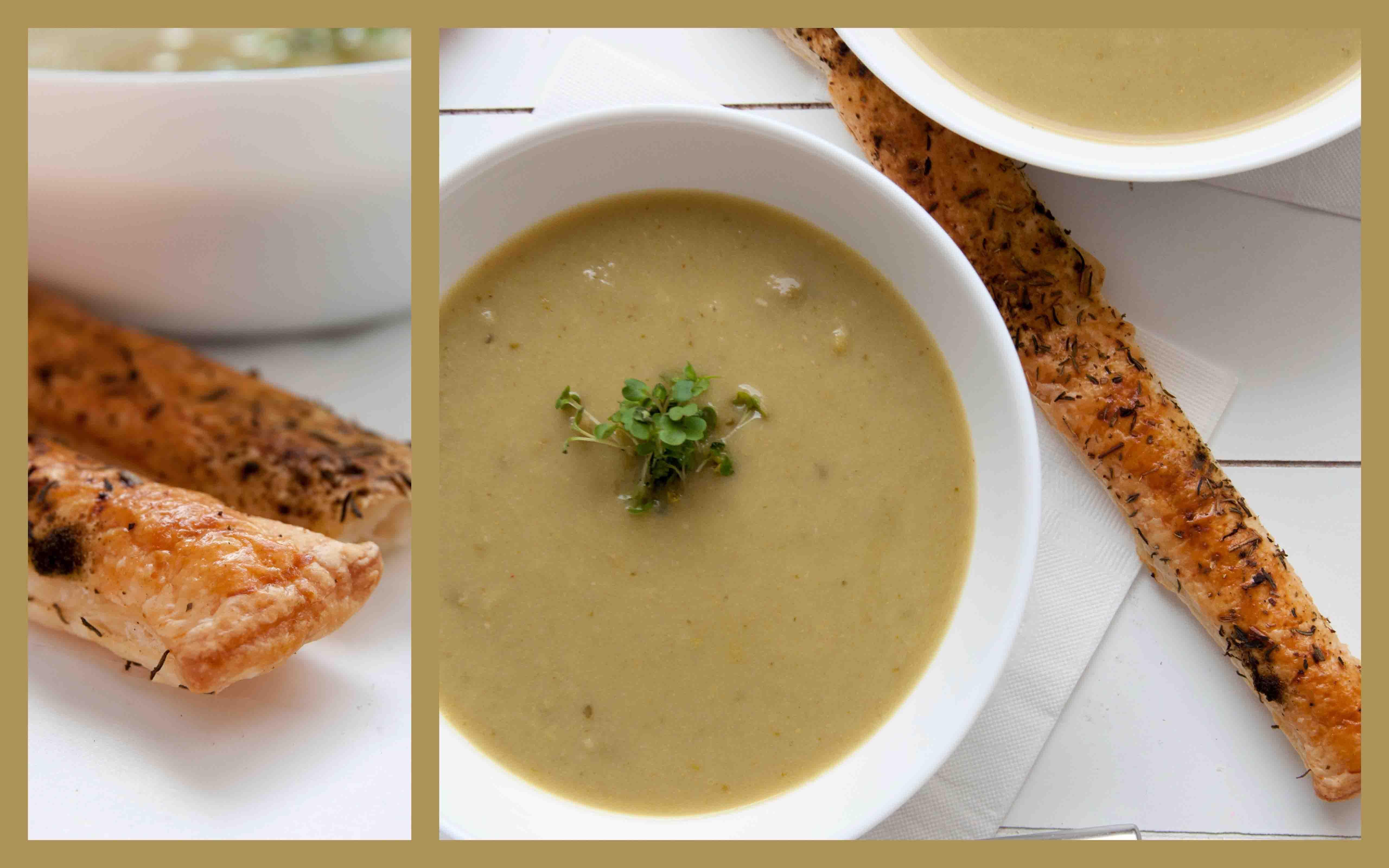 Homemade soepstengels simpel en lekker