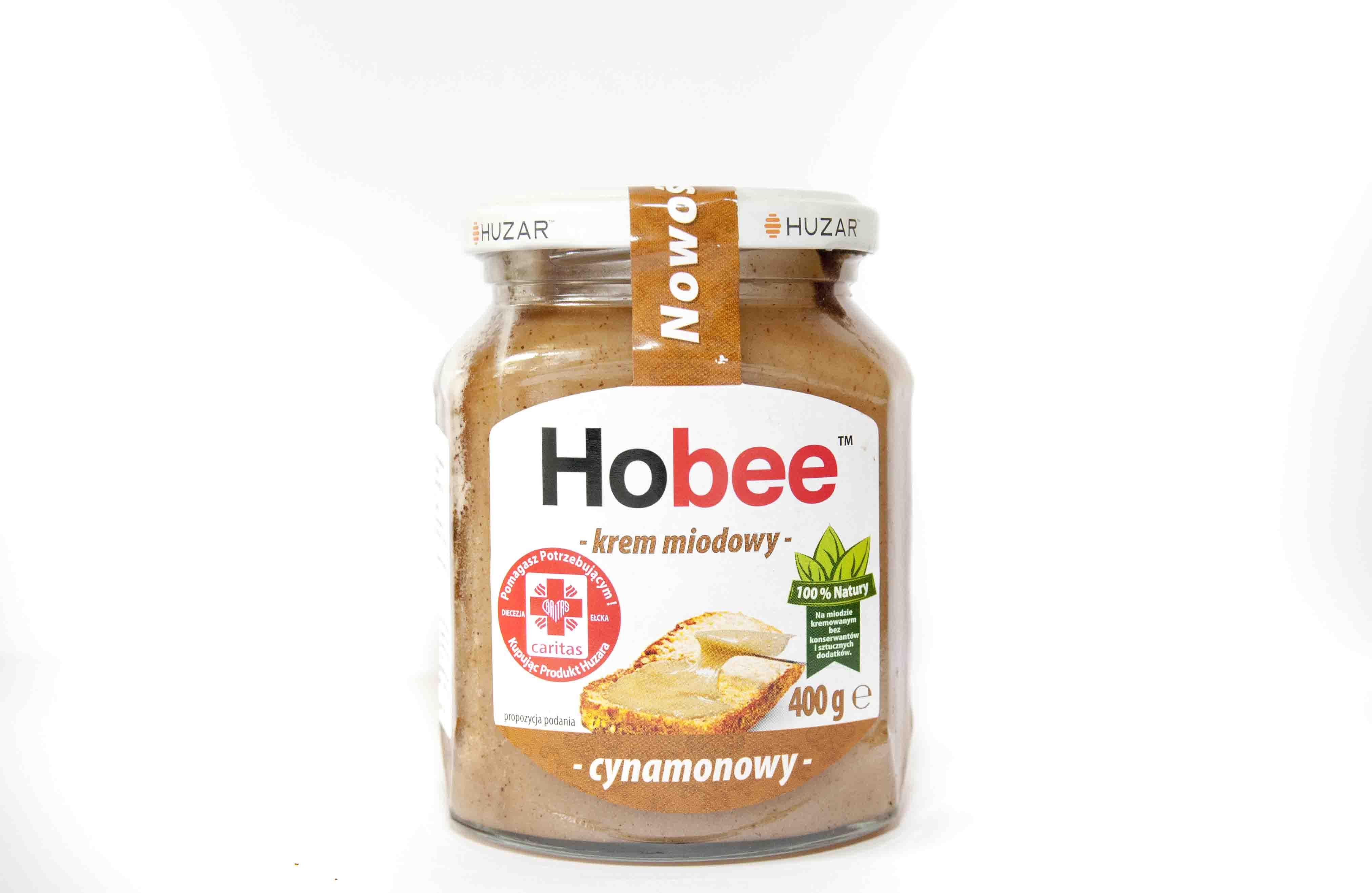 Hobee Honing met kaneel
