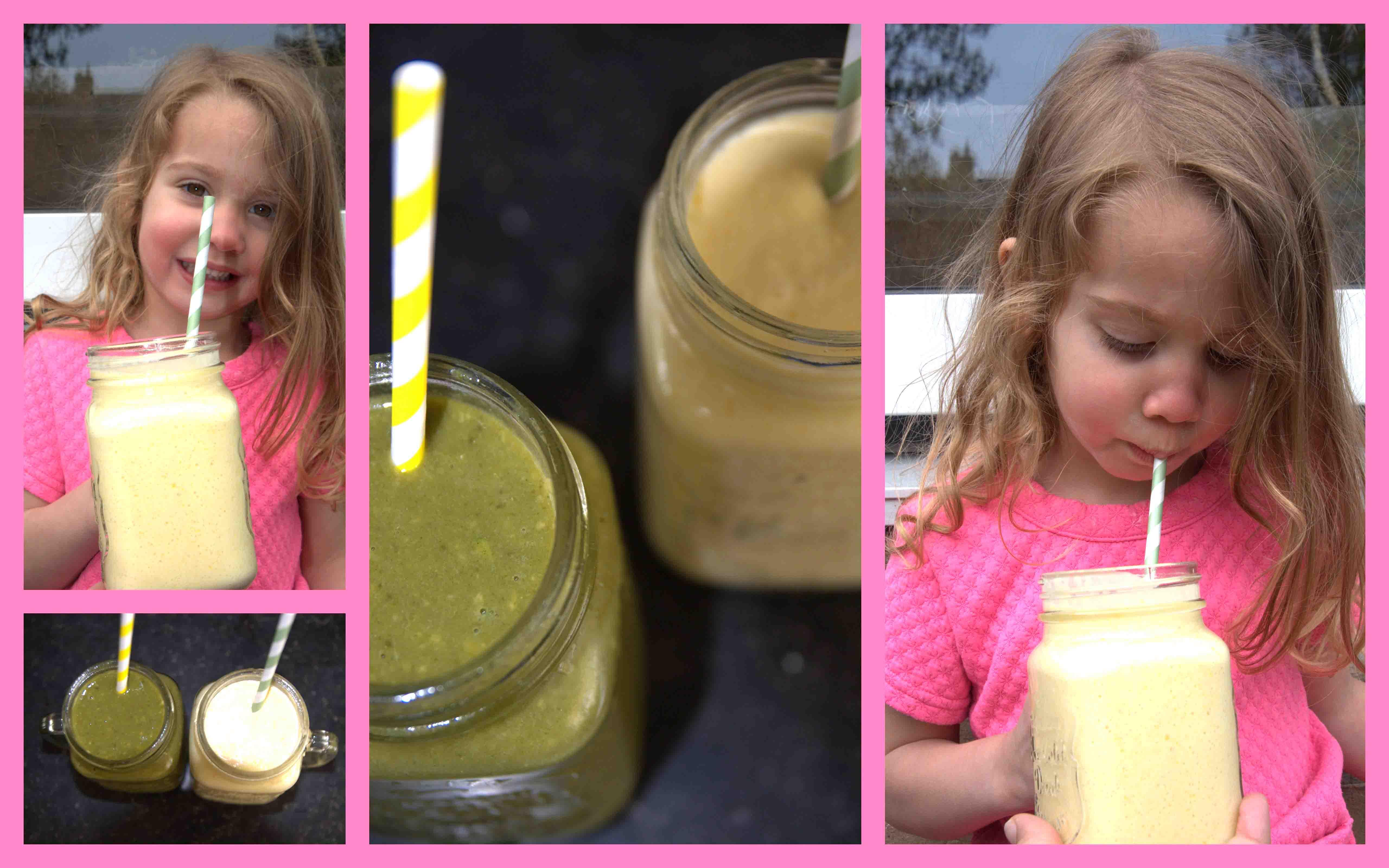 Recept voor 2 gezonde smoothies