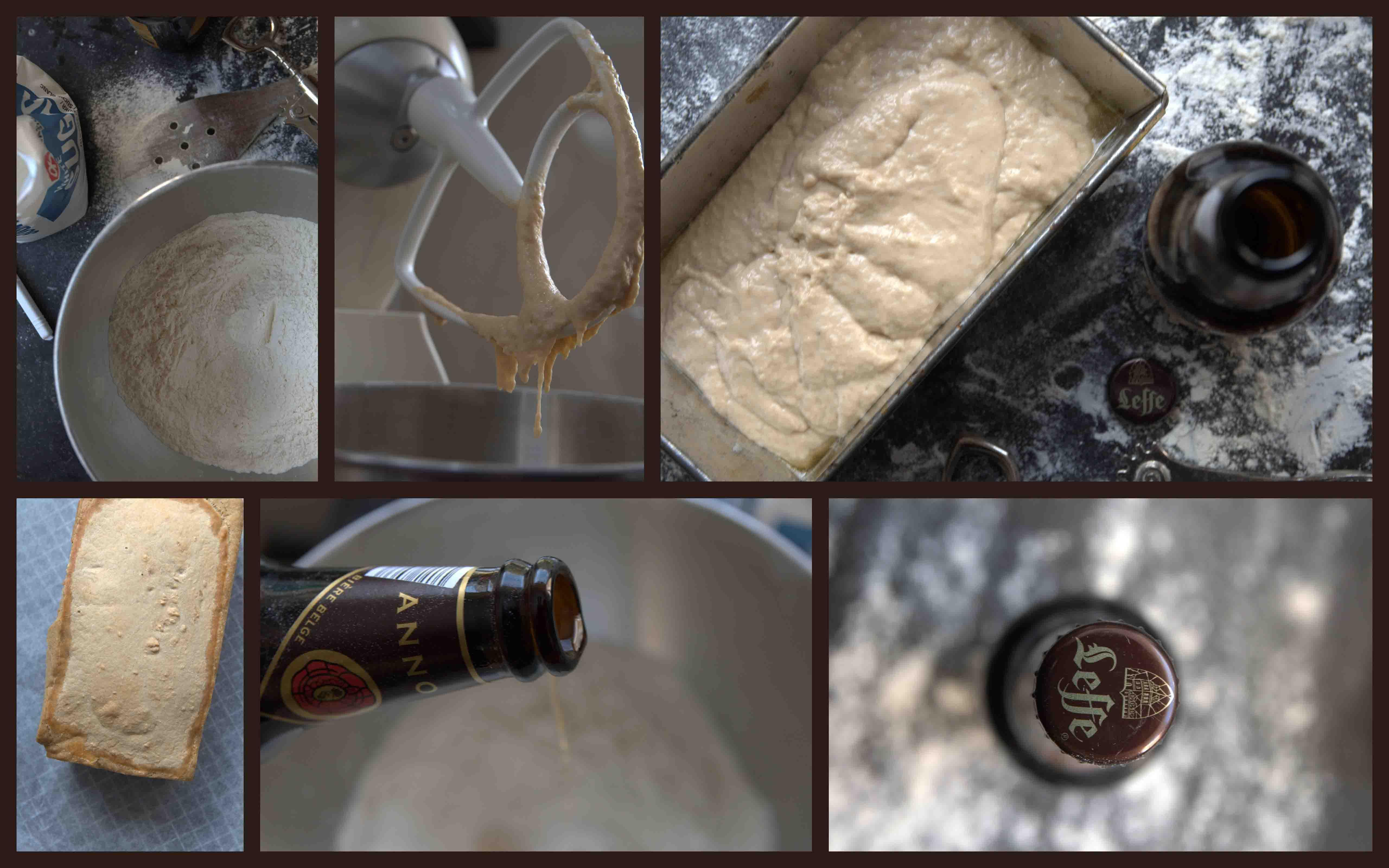 Bierbrood maken met een geweldig resultaat