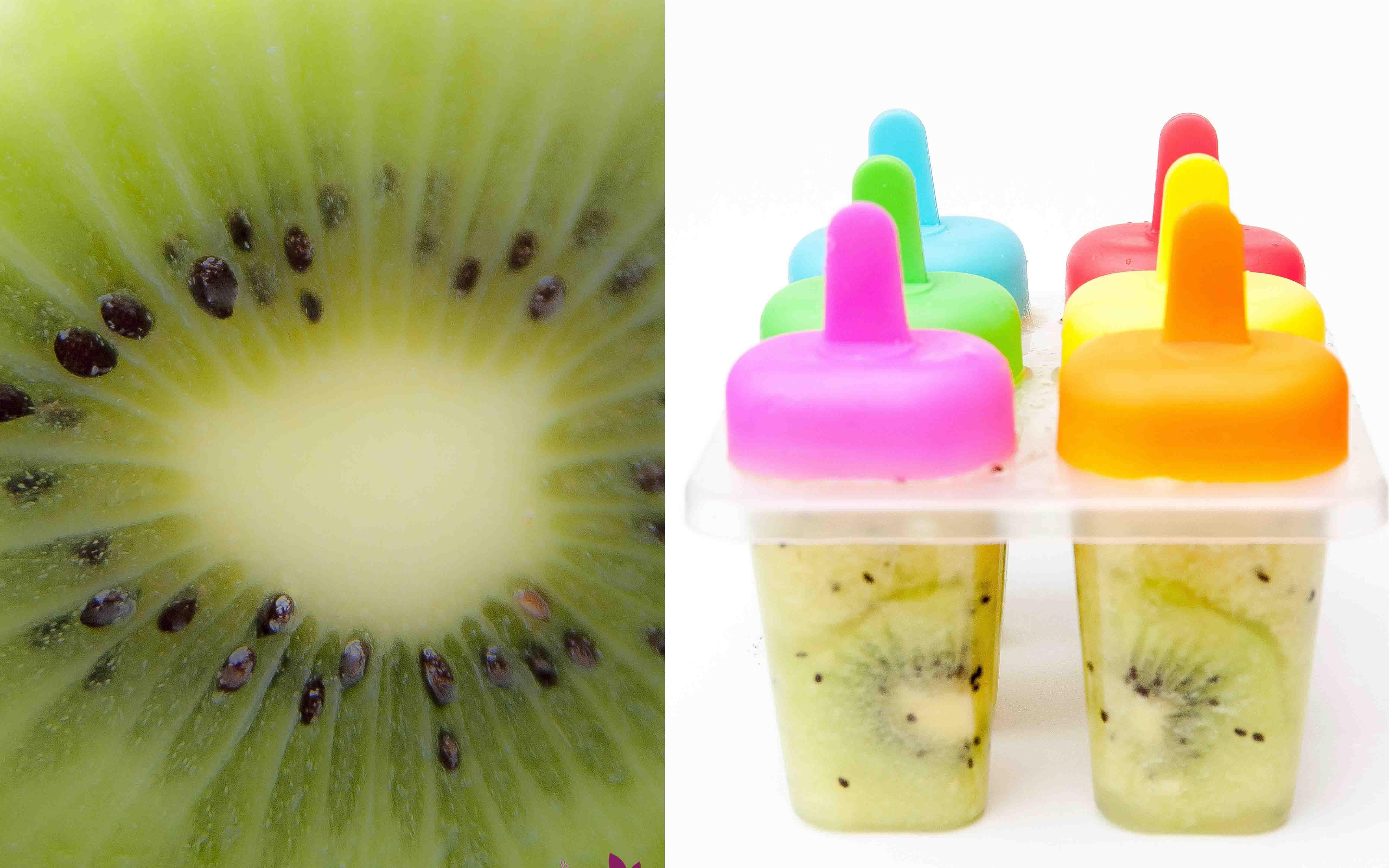 Krijg je kind aan de groenten en fruit
