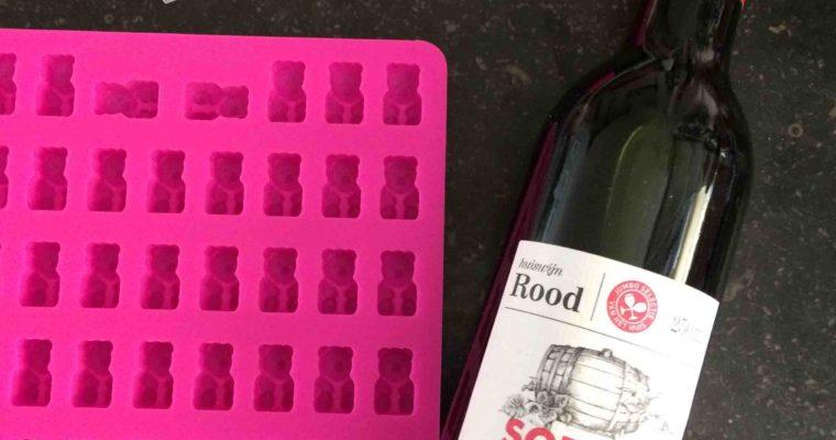 Maak je eigen winegums