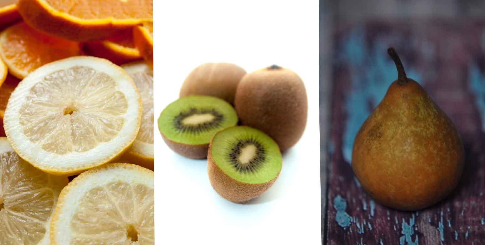 Seizoensgroenten & fruit van februari