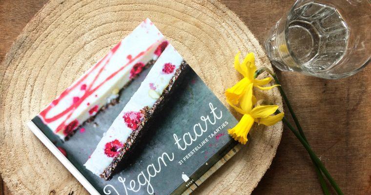 Vegan taart Audrey Fitzjohn