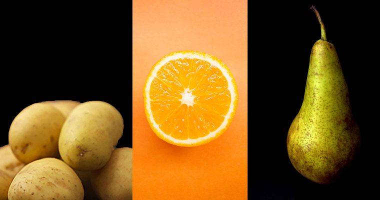 Seizoensgroenten & Fruit Van Maart