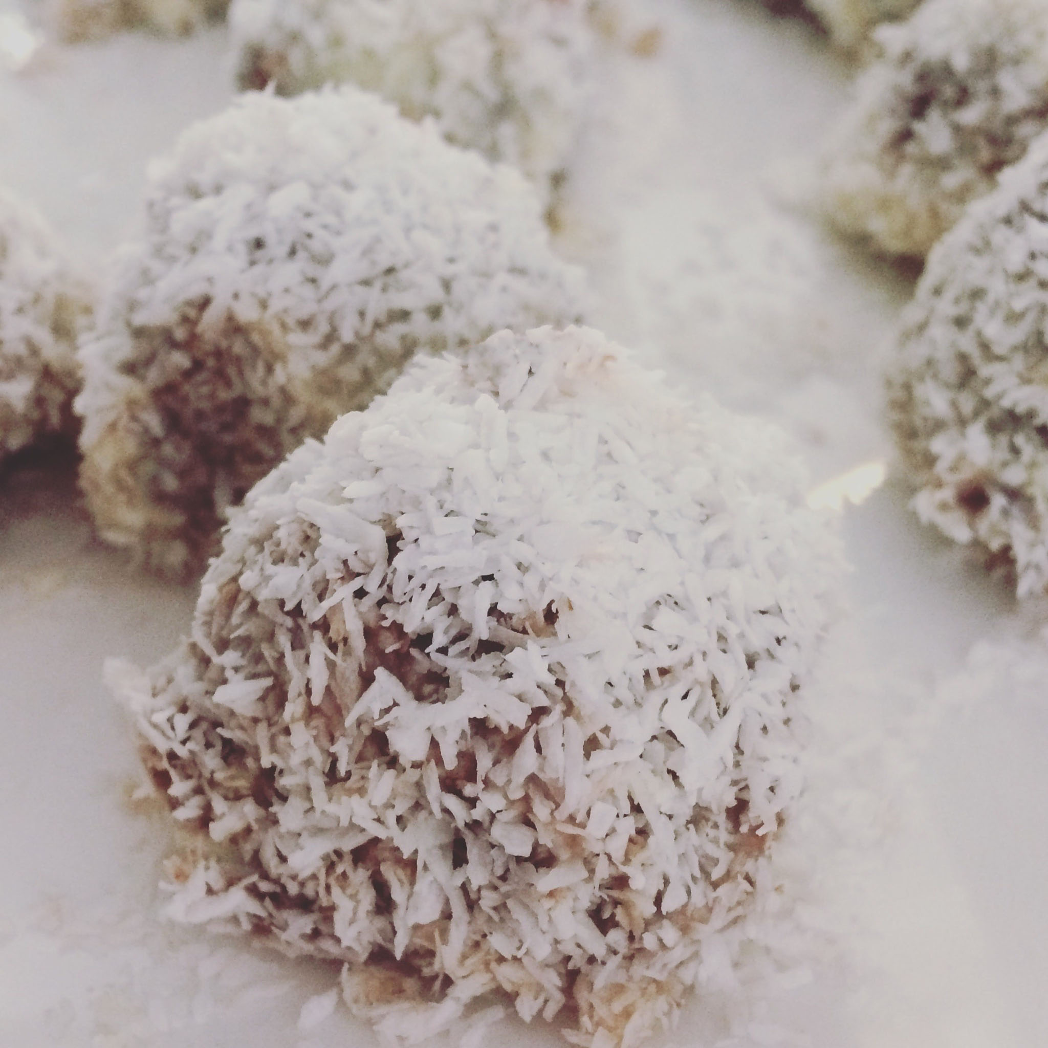 Kokos chocolade bonbons