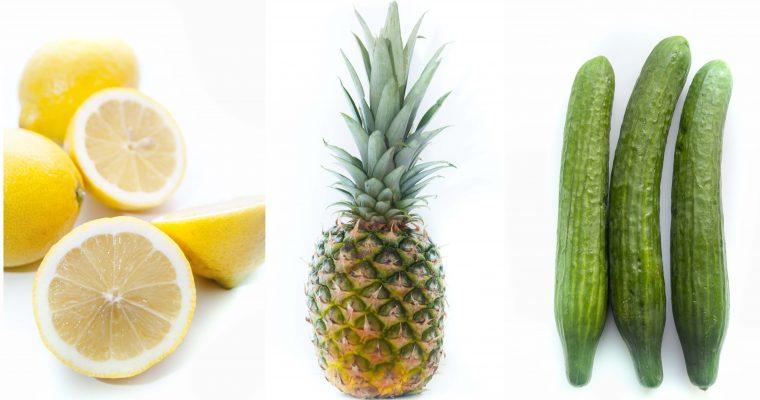 Seizoensgroenten & Fruit Van April